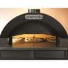 Pizza in Zanolli pizza oven